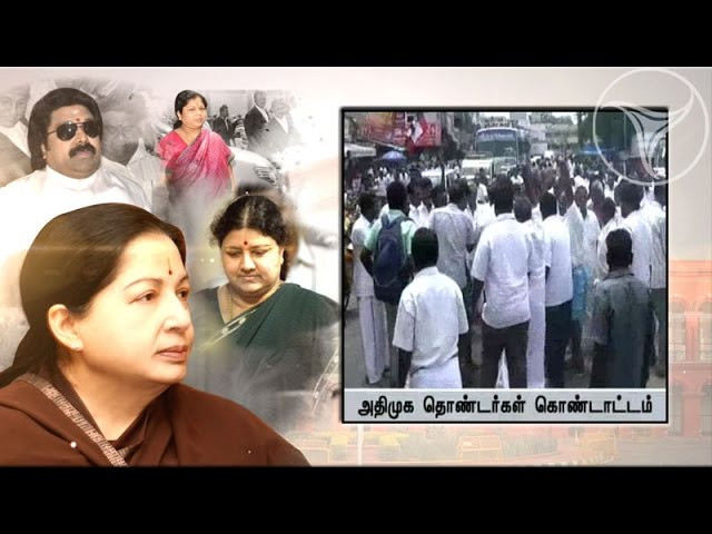 Debate on the verdict in Jayalalithaa's disproportionate assets case - 3