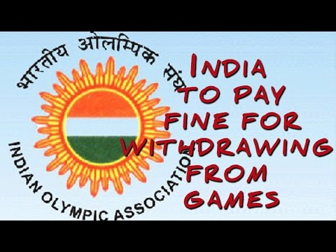 Indian Olympic Association withdraws from 7 sports at Asian Games