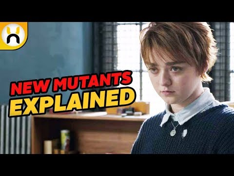 X-MEN NEW MUTANTS - Can Marvel Horror Movies Work? | Andre Black Nerd