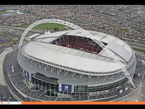 Top 10: Los Estadios Futbol Mas Espectaculares Del Mundo 2013 video