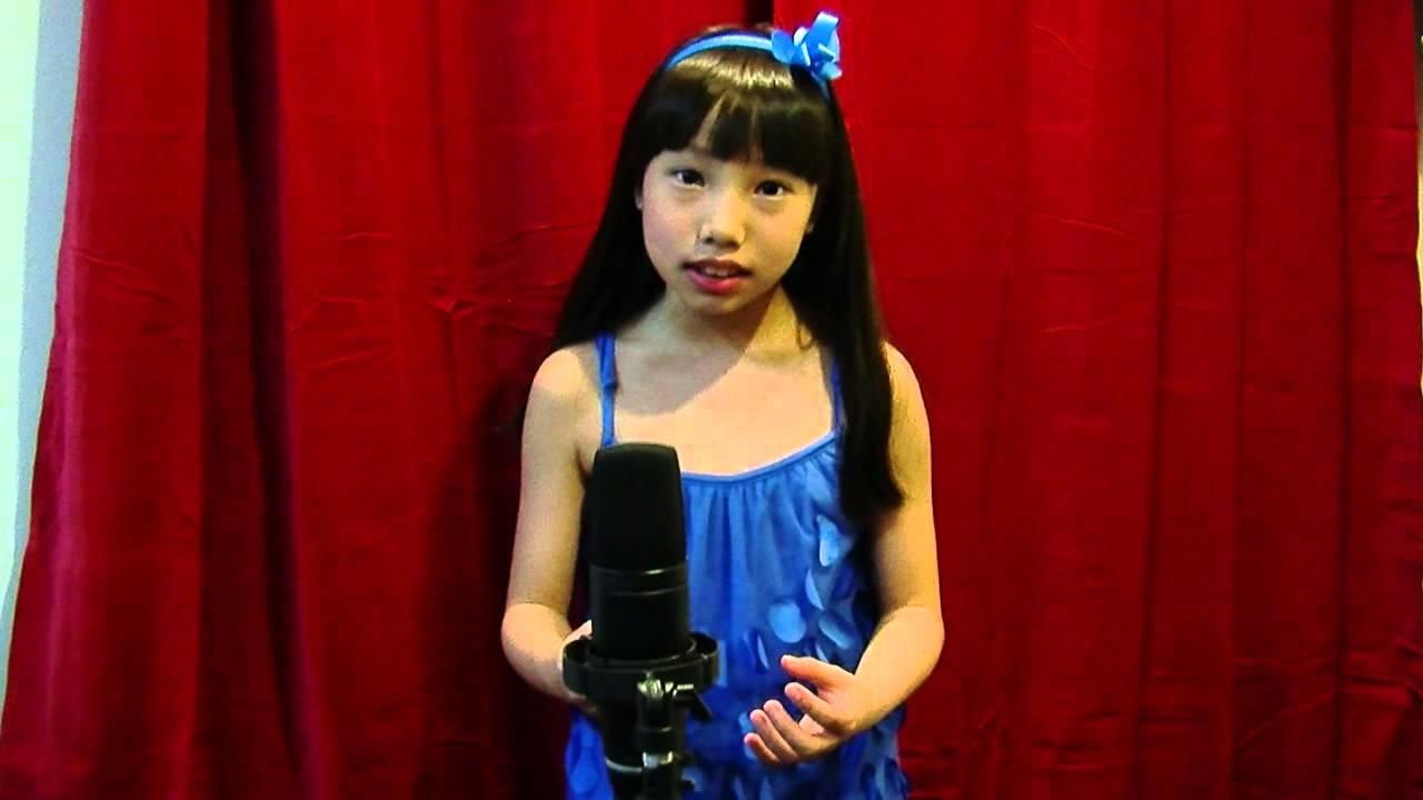 Lauren Yeo Singapore 9 Year Old Lauren Yeo Singing