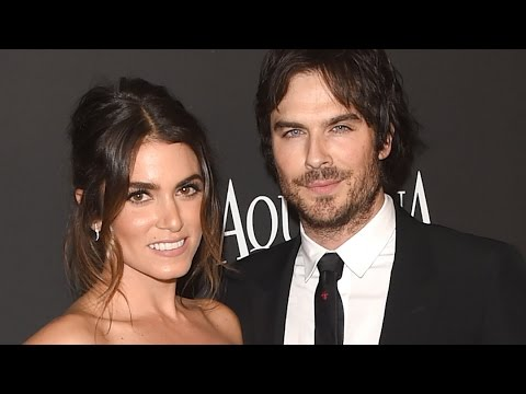 Ian Somerhalder & Nikki Reed Engaged?