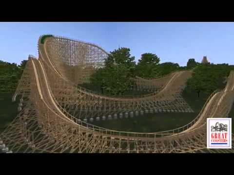 Wanda Nanchang Culture Tourism City Front Seat and Off Ride Animation Great Coasters International