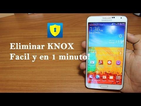 Elimina Knox de tu Dispositivo en 1 minuto// Tu Android Personal