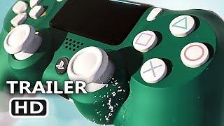 PS4 - New PS4 Controller : Alpine Green DUALSHOCK 4 (2019)