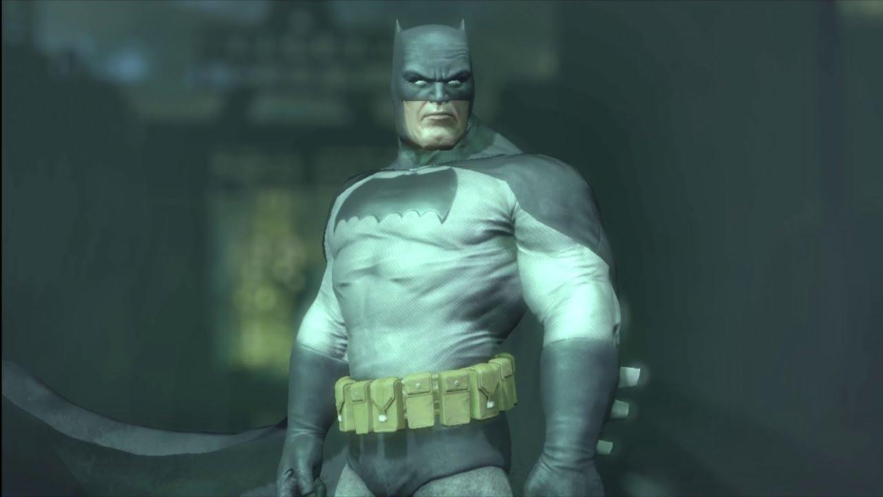 Batman Arkham City Suits Batman Arkham City The Dark