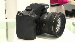 SIGMA SD1 - SLR with 46-megapixel direct image sensor #DigInfo