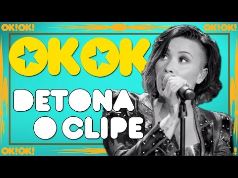 O Rouxinol Da Demi | Ok!ok! Detona O Clipe video
