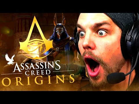 Assassin's Creed Origins !! (Gameplay Découverte)