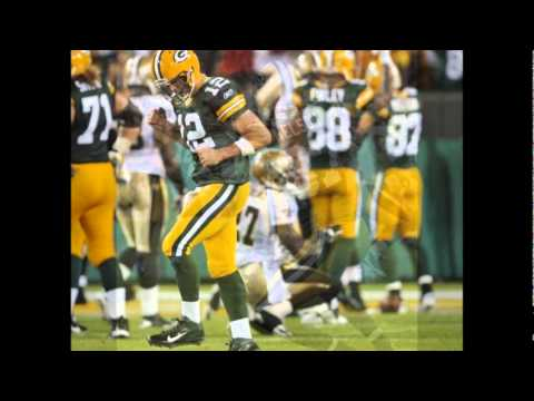 Green Bay Packers Aaron Rodgers Interview 9-16-2011 The Jim Rome Show