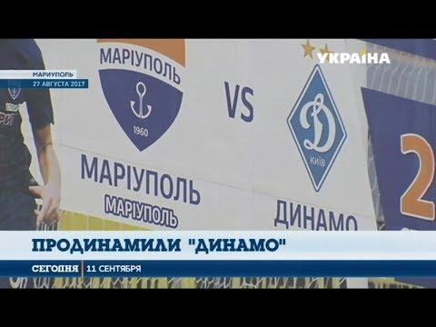Футбольному клубу Динамо засчитали техническое поражение