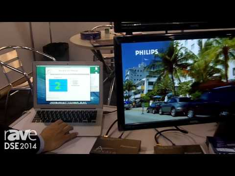 DSE 2014: Innos AV Corp Shows Its HDMI Over IP Video Wall With Multitasking