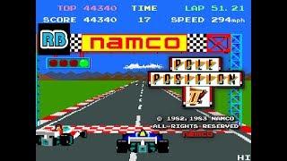 1983 [60fps] Pole Position II 66330pts Fuji ALL