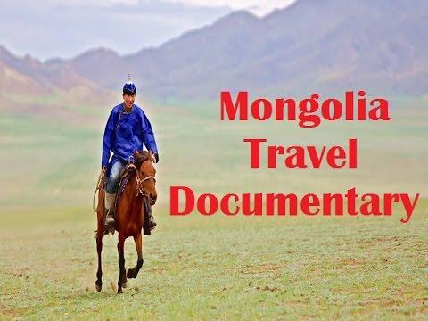 ✮✮✮ Mongolia Travel Documentary ✮✮✮