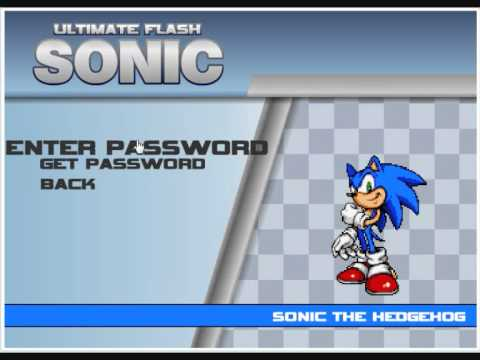 Ultimate Flash Sonic: Unlocking Amy & Shadow
