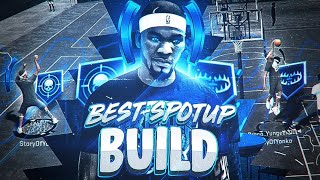 THIS IS THE BEST SPOTUP BUILD IN NBA 2K20 !!!