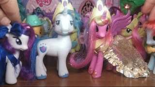 MLP song ~Love is in Bloom - Toys Version~