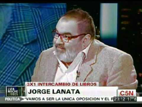 Intercambio de Libros con Jorge Lanata