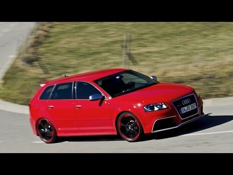 Обзор Audi RS3, часть 2
