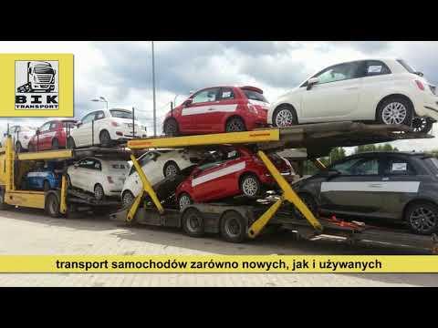 Usługi Transportowe Przewóz Samochodów Transport Międzynarodowy Aleksandrów Łódzki B I K