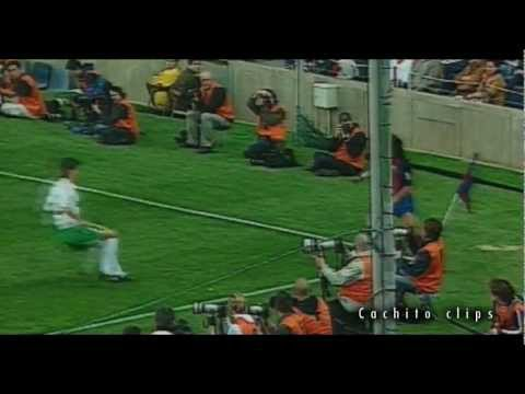 Ronaldinho 2003-2004 'Impossible to forget' - Cachito clips