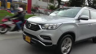 SSANG YONG REXTON G4