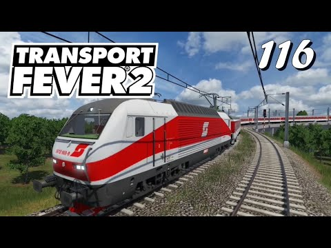 Transport Fever 2 S6/#116: Und weiter geht die Fahrt durch die grossen Städte [Lets Play][Deutsch]