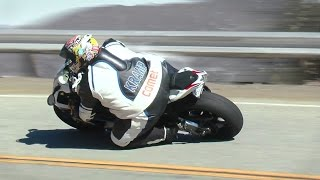Big Dude Killin it on S1000rr