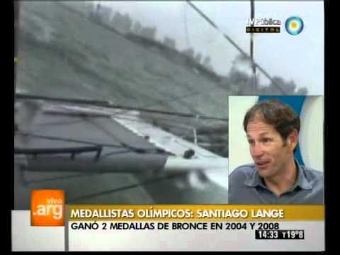 Vivo en Argentina - Deportes: Medallistas olímpicos - 02-05-12