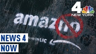 Amazon Scraps Plans for 2nd Headquarters in New York City | News 4 Now