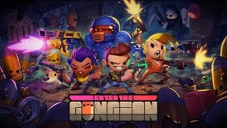 Enter The Gungeon - O Massacre Fofinho. Parte 1/2