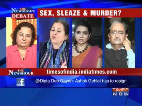 Debate: Sex Sleaze & Murder? - 1 video
