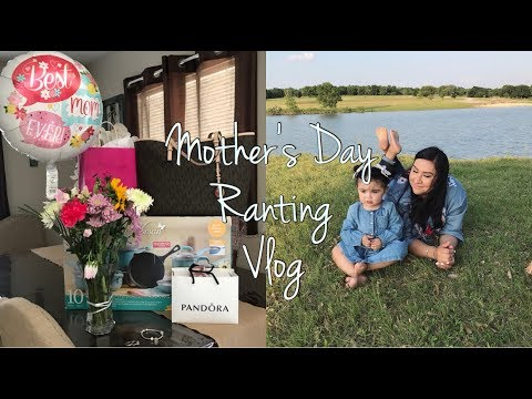 Vlog #72 Mother's Day 2018 & Baby Is Very SICK 🤒 | Daisy Hearts