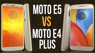 Moto E5 vs Moto E4 Plus (Comparativo)