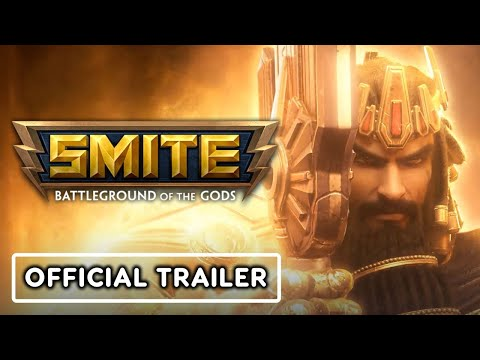 Smite - Official Gilgamesh Cinematic Reveal Trailer