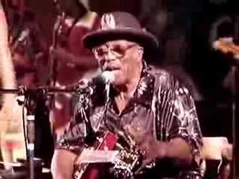 Bo Diddley - Crackin Up - Gainesville 6-17-06