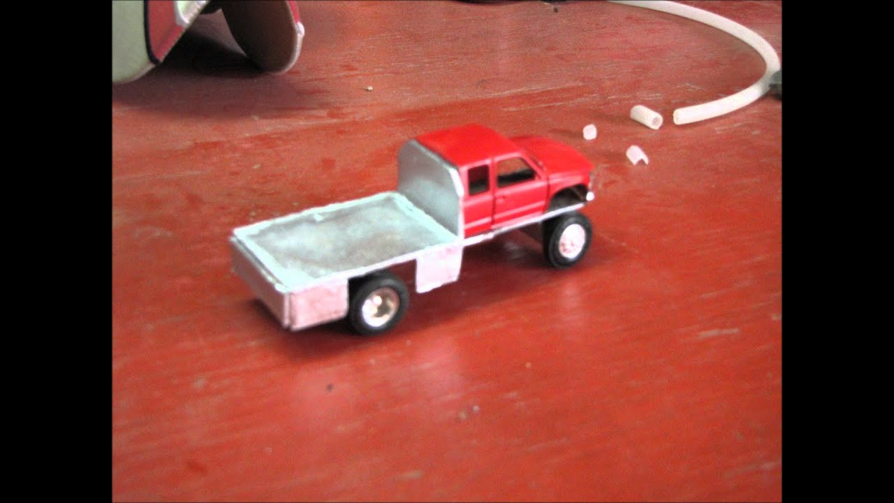 1 64 Scale Custom Chevy Dually Youtube
