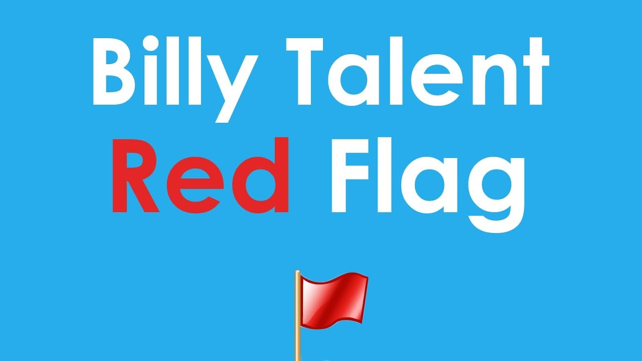 Billy Talent Red Flag Billy Talent Red Flag