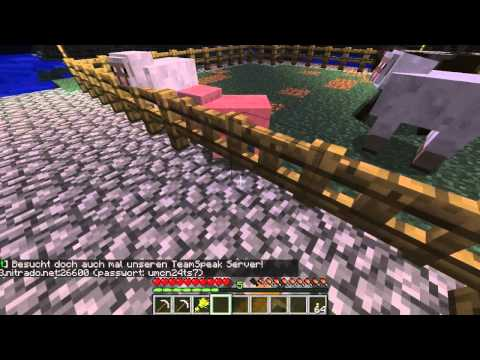 Let's Play UMCN - MineCraft Server - Episode 7 [German] Und nun Ende mit Faff