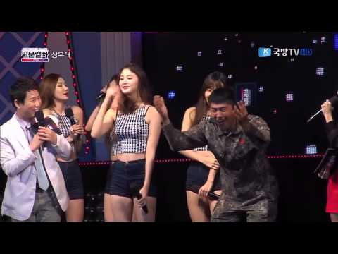1539 exid special stage visiting train k force special show 11172014 - Shaytards Christmas