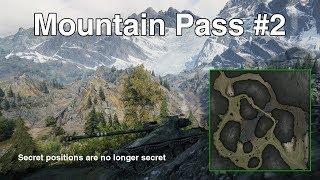 Xans Climbing  Mountain Pass 2  I dont see any wal