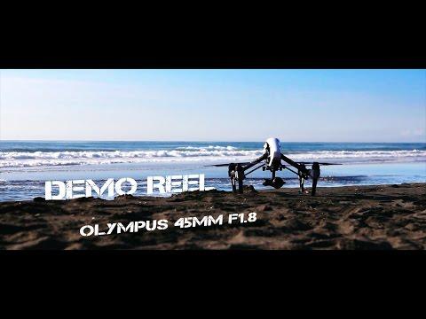 NEWSCOPTER - Demo Reel Olympus 45 mm DJI Inspire Pro/RAW 4K 2016