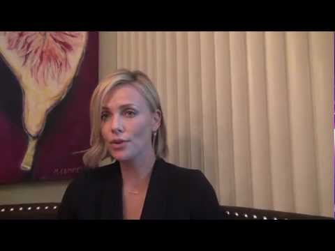Charlize Theron talks about her role in Young Adult.