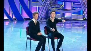 КВН - Путин тестирует Lada Granta.avi