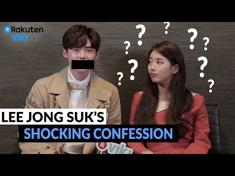While You Were Sleeping Interview   Lee Jong Suk's Shocking Confession [Eng Sub]