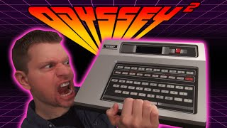Magnavox Odyssey 2 Console (History of Video Games 8) S5E4 | The Irate Gamer