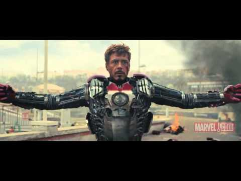 Iron Man suit compilation 720p HD.mkv