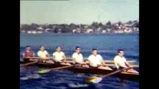 1960 MUBC Intervarsity Regatta Perth