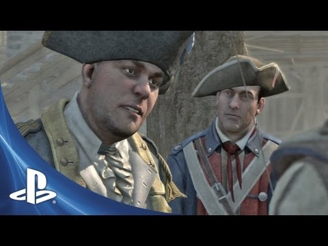 Assassin's Creed III y su contenido exclusivo para PS3