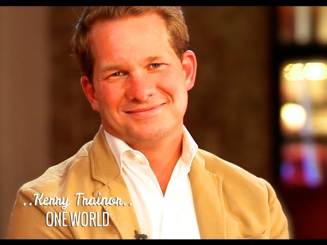 ONE WORLD: KERRY TRAINOR & DEEPAK CHOPRA